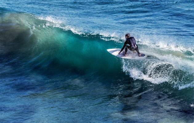 El surfeo hará su debut en las Olimpiadas de Tokio este julio. Foto: Pixabay