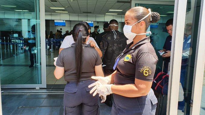 A 43 se elevan los casos de coronavirus en Panamá. Foto/Cortesía