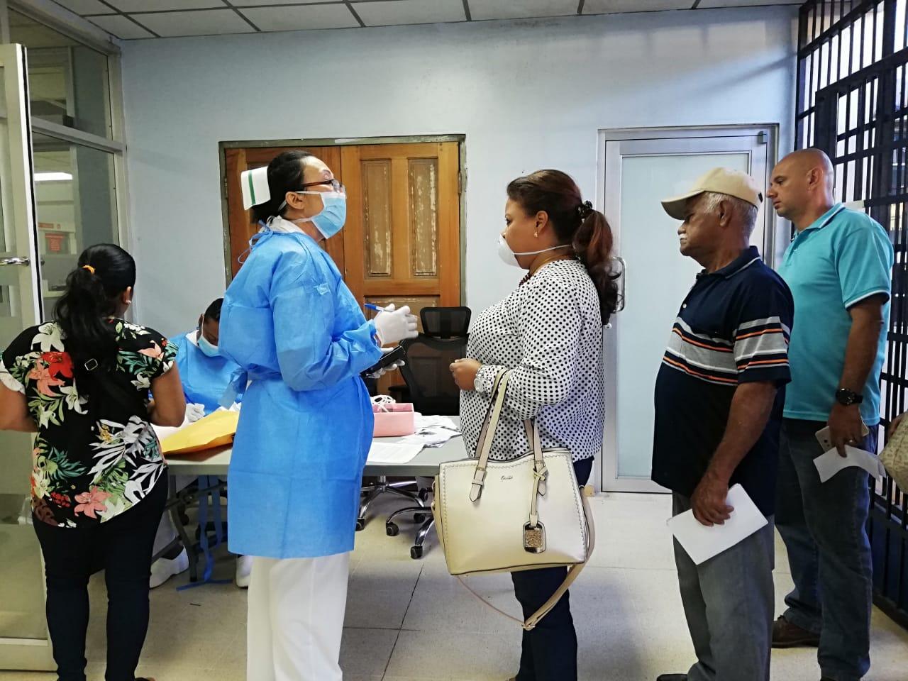 Coronavirus en Panamá: En Panamá Oeste los centros de salud y hospitales se han activado al máximo. FOTO/Eric Montenegro