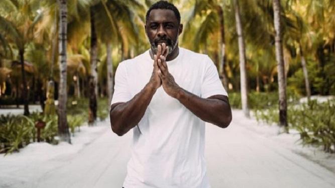 Idris Elba. Foto: Instagram