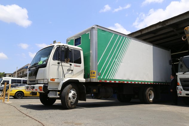 Estas medidas permitirán mantener control sobre los conductores de medios de transporte terrestre local e internacional en fronteras, así como en todo Panamá.