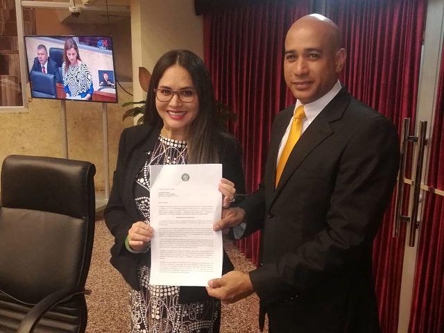 La iniciativa fue presentada por la diputada Zulay Rodríguez. Foto: Cortesía