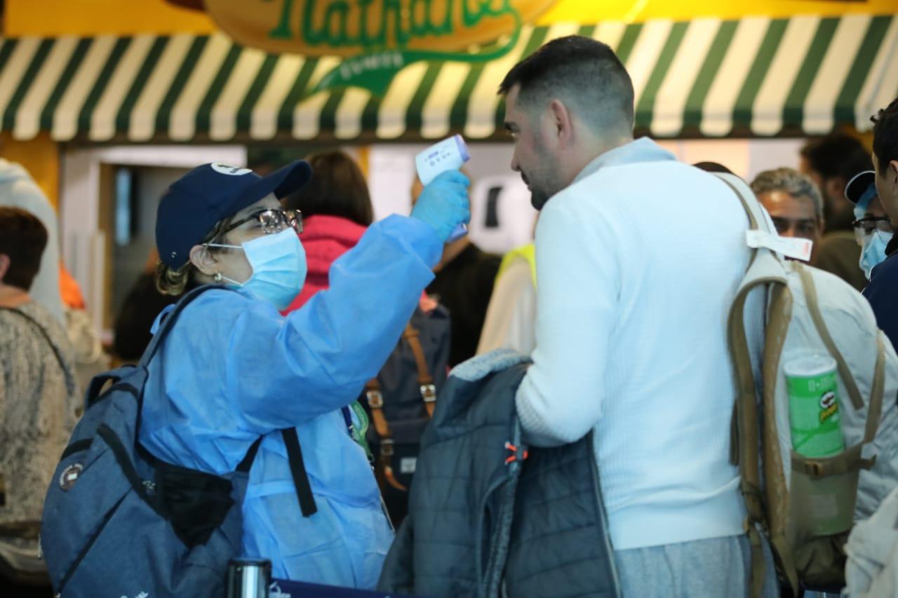 Se mantienen las medidas de prevención contra el coronavirus.