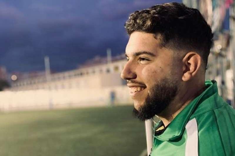 Francisco García tenía 21 años. Foto Instagram