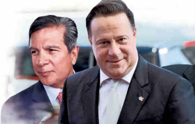 Se espera que por el caso Odebrecht sean llamados a indagatorias los hermanos José Luis y Juan Carlos Varela.