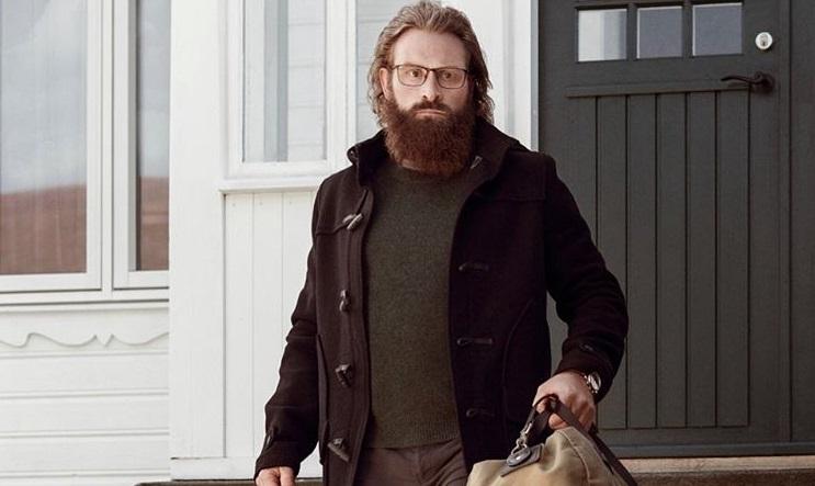Kristofer Hivju, quien interpretó a Tormund en 'Juegos de Tronos', es uno de los famosos con COVID-19.