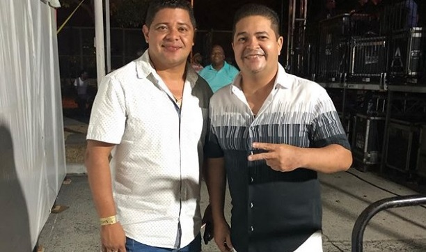 Manuel y Abdiel. Foto: Instagram