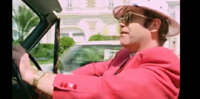 'I'm Still Standing', de Elton John es una buena opción. Foto: YouTube