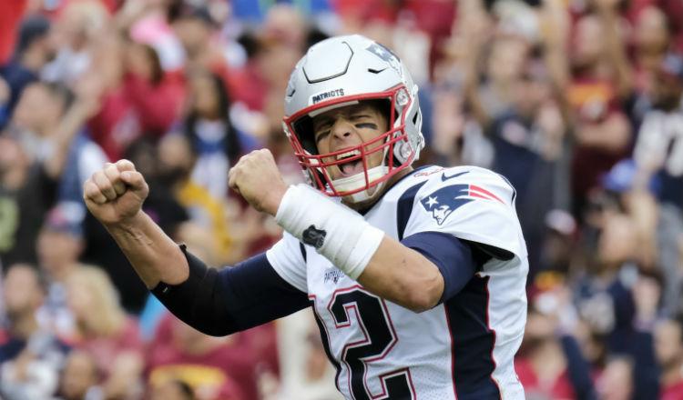 Tom Brady dejó a los Patriotas después de 20 temporadas. Foto AP