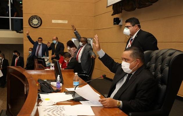 La sesión iniciaría a partir de las 12:01 de la madrugada de este viernes 27 de marzo. Foto: Asamblea Nacional.