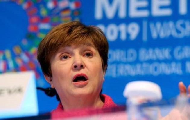 La directora del FMI advirtió, del impacto que sufrirán las economías emergentes.