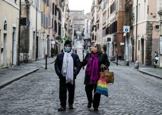 Hasta ahora han sido dadas de alta en Italia 10.950 personas. Foto: Archivo/Ilustrativa.