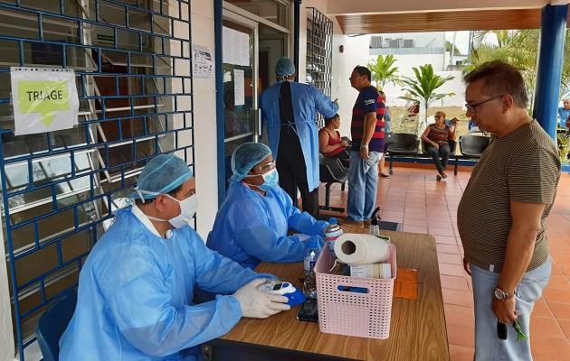 Desde que se registró el primer caso del nuevo coronavirus (COVID-19) en Panamá la cifra ha ido en un incremento significativo.