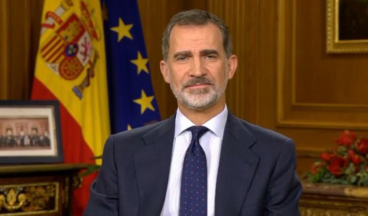 Felipe VI de España. infobae.com