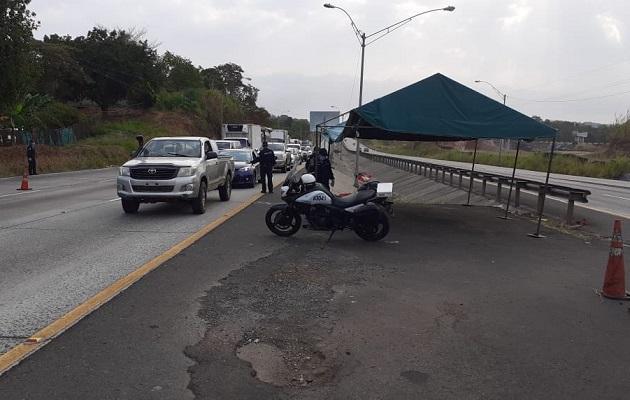 LLa mayor cifra de desacatos se registran en la ciudad capital y Panamá Oeste.