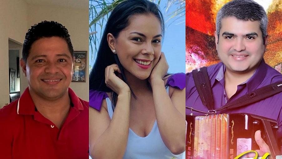 Abdiel Núñez, Doralis Mela y Jonathan Chávez son algunos de los artistas. Foto: Instagram
