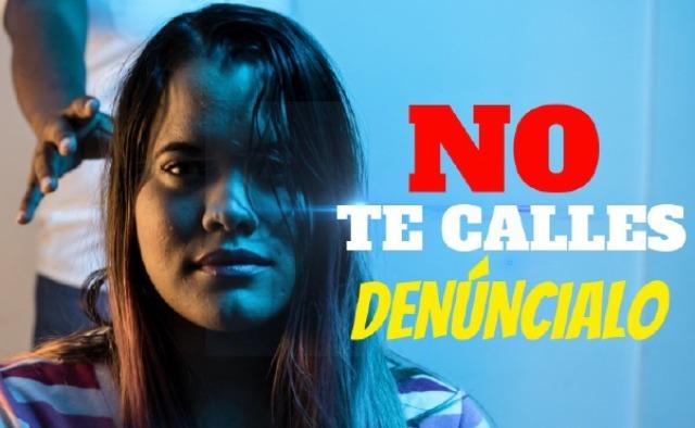 El Ministerio Público tiene una campaña para que las víctimas denuncien la agresión. Foto: Ministerio Público
