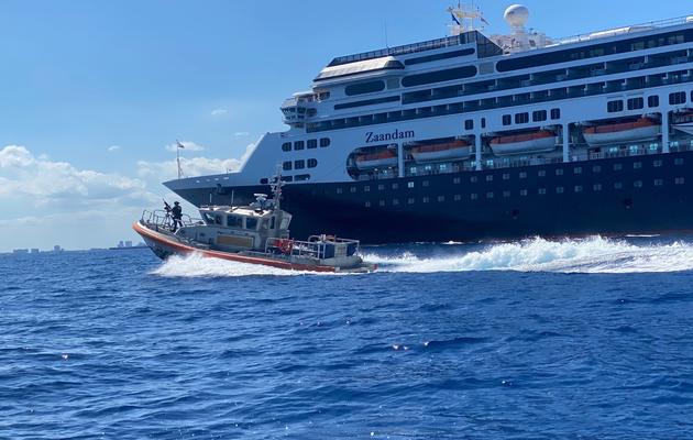 Panamá fue el único país que le brindó asistencia humanitaria al crucero Zaandam, que zarpó el 7 de marzo de Buenos Aires, Argentina con 2,800 pasajeros de los cuales varios estaban contagiados con el nuevo coronavirus.