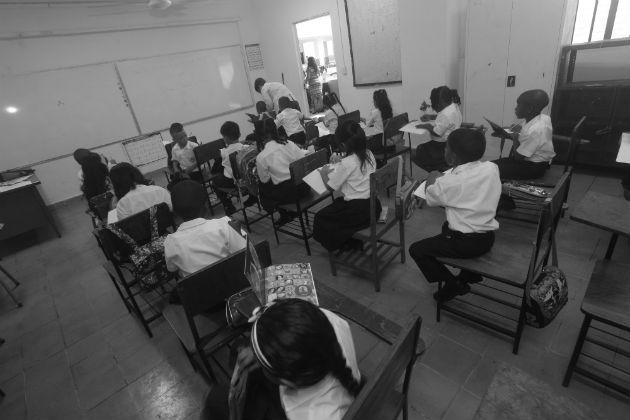Panamá registra los peores índices académicos, no solo de la región, sino del mundo. Foto: Archivo. Epasa.