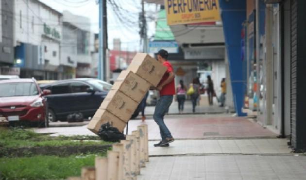 Hace más de un mes el Gobierno decretó la cuarentena. Foto/Archivo
