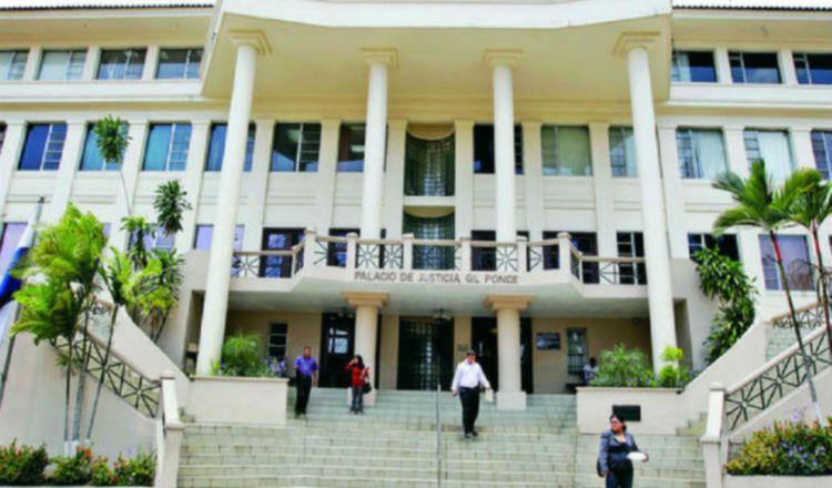 Corte Suprema de Justicia de Panamá. Archivo.
