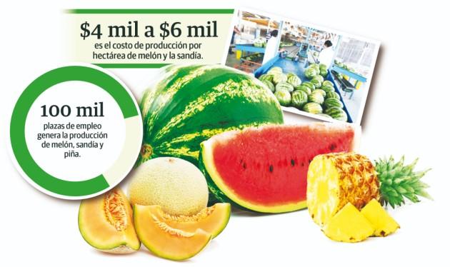 La situación se torna bien difícil para los productores porque desde hace varios años vienen de una caída en las exportaciones, por lo que piden el apoyo del Gobierno Nacional.