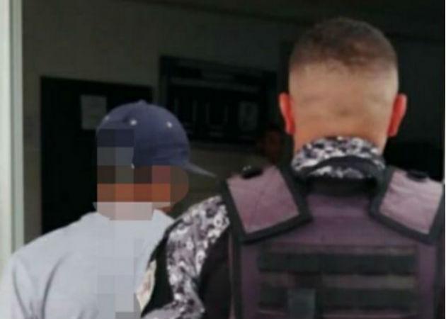 No se le aceptó la petición de detención domiciliaria. Foto: Mayra Madrid.