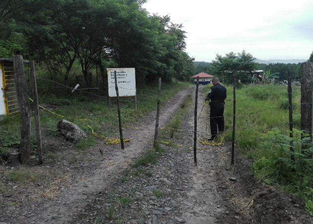 En Chame fueron encontrados tres cuerpos en una zona de manglar. Fotos: Eric Montenegro.