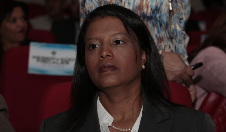 Zuleyka Moore, fiscal anticorrupción, en su momento fue designada por el expresidente Varela para magistrada de la Corte.
