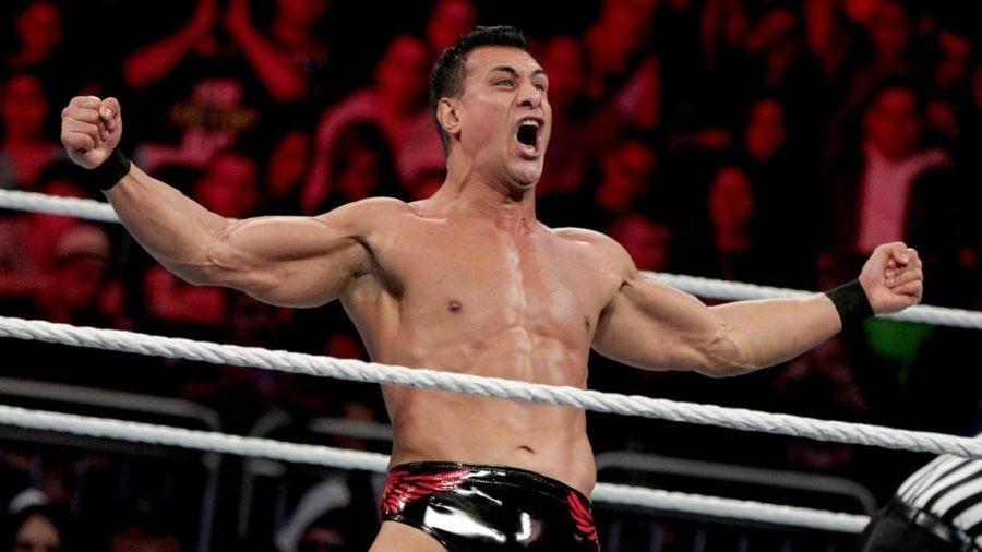 Alberto del Río. Foto:  Tomada/WWE