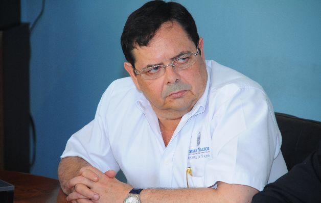 Luis Cucalón fue director de la Dirección General de Ingresos (DGI). Foto Archivo