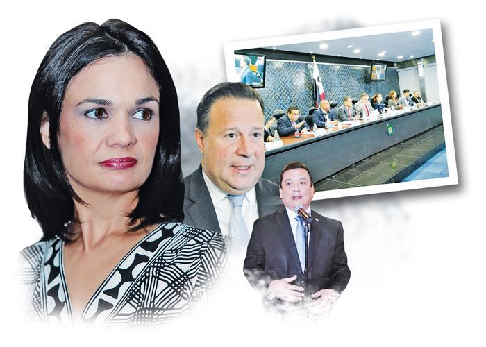 Son 13 las denuncias que la Asamblea envía al Ministerio Público.