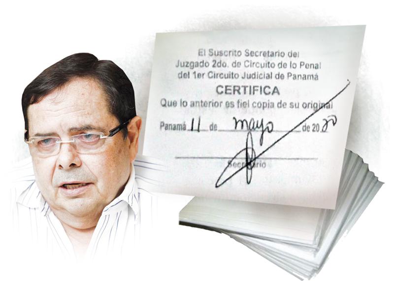 Luis Cucalón, exdirector de la DGI.
