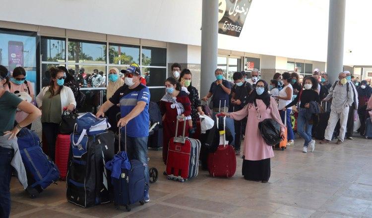 Todo dependerá de los países que generan turistas.