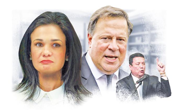 Denuncia contra Varela y Saint Malo debe ser vistas por el Ministerio Público.