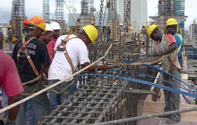 La construcción forma parte del segundo bloque.