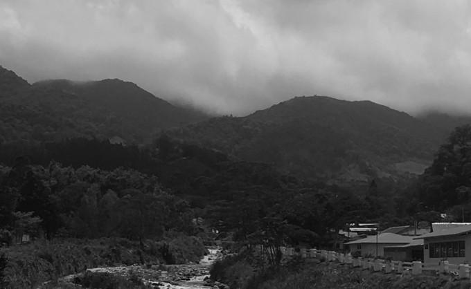 Siempre que miro el viento girar con lluvia sobre los cerros de mi valle natal, veo a mi padre. Foto: Cortesía David José Díaz- Díaz.