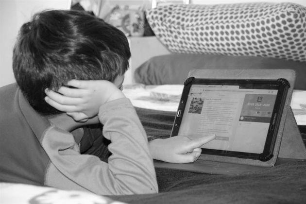 Es un gran desafío, porque el proceso de enseñanza aprendizaje no es meramente instruir a los estudiantes. Foto: Archivo.