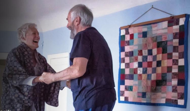 Escena de 'La buena esposa'. Foto: Netflix