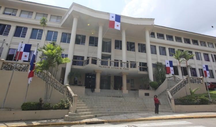 Corte Suprema de Justicia de Panamá. Archivo