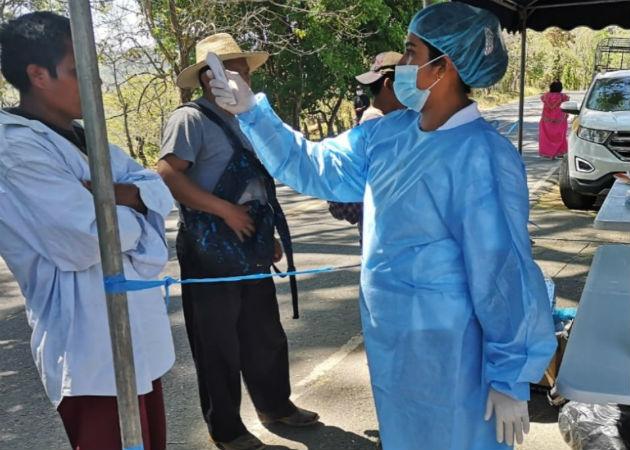 Los alcaldes solicitan de manera urgente que se incrementen los cercos sanitarios. Fotos: Mayra Madrid.
