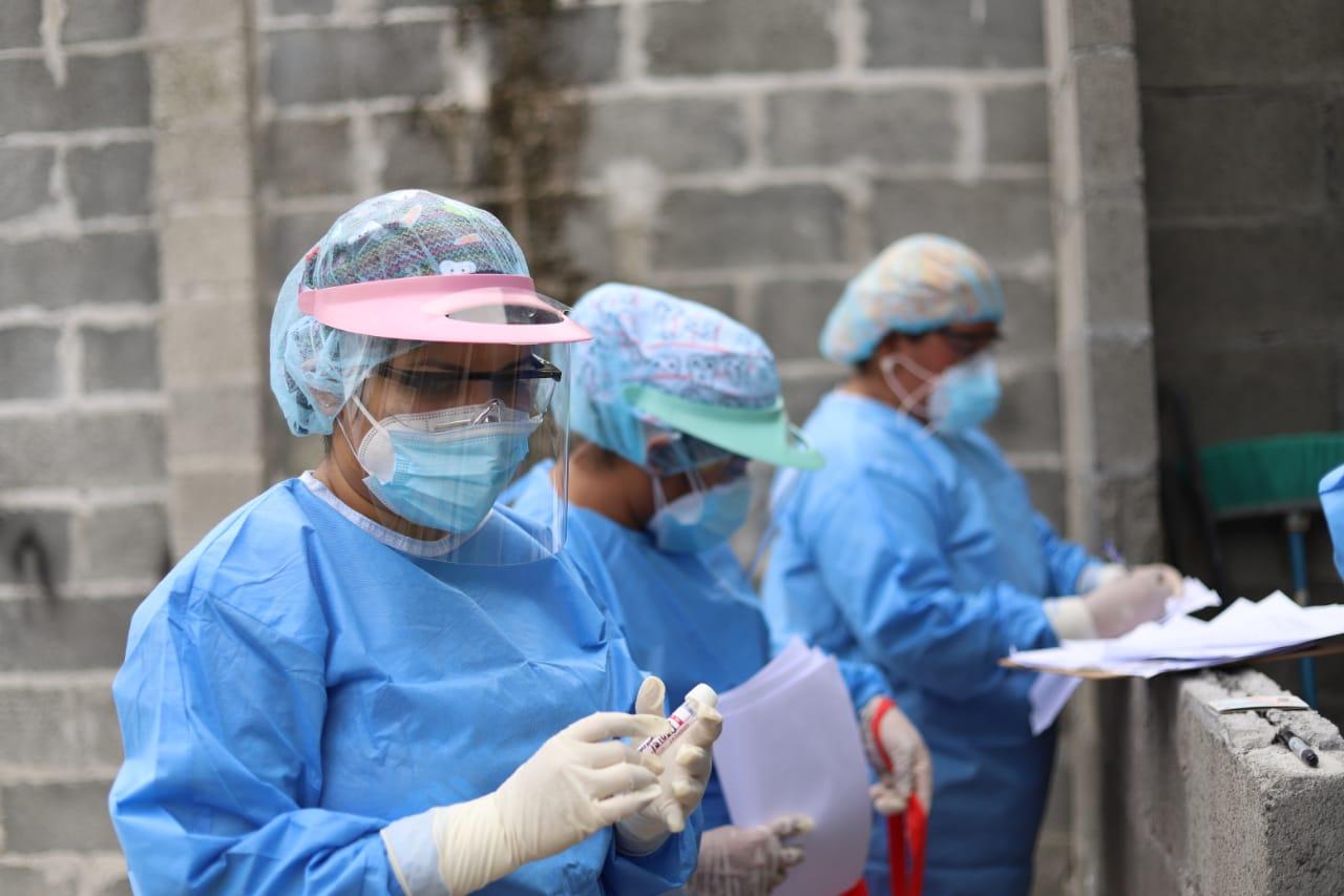 Burunga, Arraiján cabecera, Juan Demóstenes Arosemena y Vista Alegre en el distrito están dentro de los 23 corregimientos que más casos presentan en todo el país, concluyó la Dra. Mariscal.
