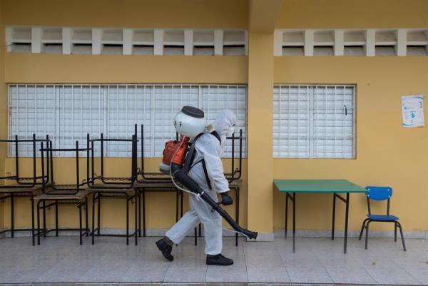 Panamá es el quinto país con un mayor número de dominicanos en su territorio, con 11,174 ciudadanos empadronados con derecho a voto en las próximas elecciones. FOTO/EFE