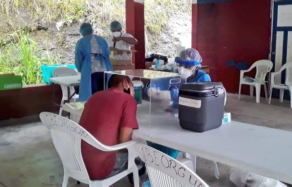 Cuentan, con tres Equipos de Respuesta Rápida, dos en Cristóbal y el tercero en la barriada Guna, corregimiento de Cativá.