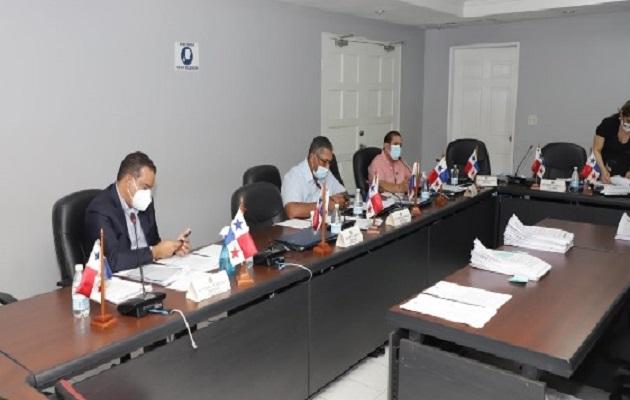 Comisión de Presupuesto aprueba traslados de partidas. Foto Cortesía