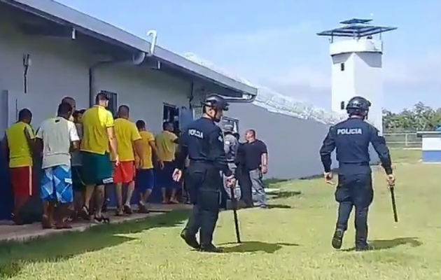 El número de custodios contagiados se elevó a 29 en las últimas horas. Foto: Archivo/Ilustrativa.