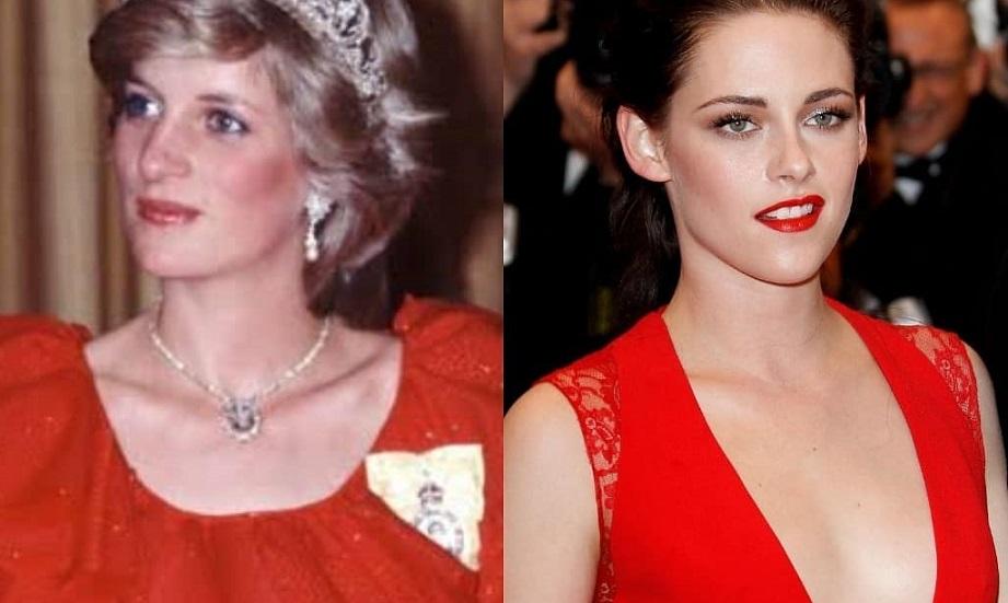 Princesa Diana y Kristen Stewart. Foto: @thekristensstewart