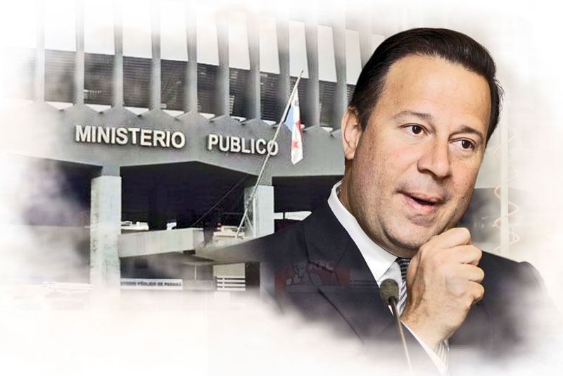 Juan Carlos Varela, expresidente de la República.