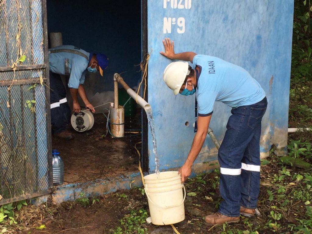 La puesta en operación de estos pozos, permitirá ir reduciendo la cantidad de agua que se distribuye a través de camiones cisternas en el distrito de Arraiján y la inversión que ello implica.