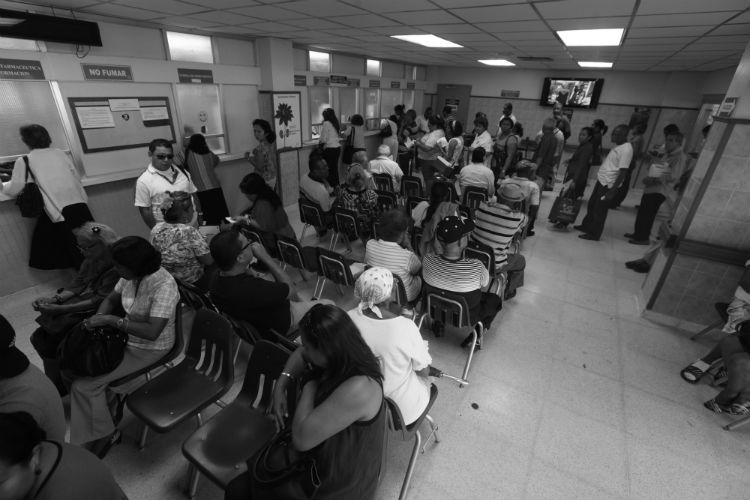 El sistema de atención de salud tiene una deficiencia garrafal en cuanto a la cuota obrero-patronal. La CSS es el único ente de salud que por el mismo monto de contribución atiende al asegurado y a toda su familia. Foto: Archivo.